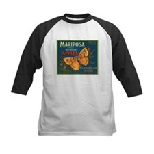 Mariposa Apples Crate Label Tee