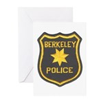 Berkeley Police Greeting Cards (Pk of 10)
