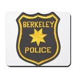 Berkeley Police Mousepad