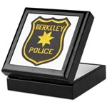 Berkeley Police Keepsake Box