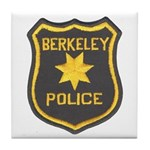Berkeley Police Tile Coaster