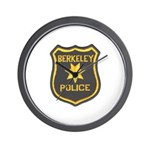 Berkeley Police Wall Clock