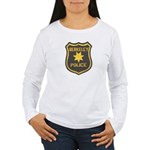 Berkeley Police Women's Long Sleeve T-Shirt