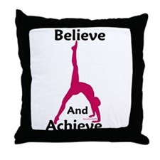 Gymnastics Pillow - Believe