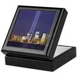 WTC Memorial Lights Keepsake Box