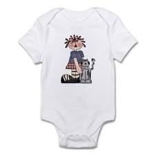Annie's Feline Friend Infant Bodysuit