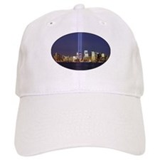 WTC Memorial Lights Baseball Cap