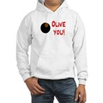 OLIVE YOU Hooded Sweatshirt