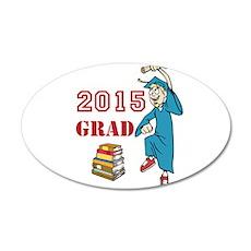 2015 Graduate Celebration Wall Decal