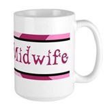 Plum Student Midwife Coffee Mug