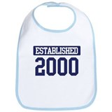 Established 2000 Bib