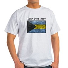 Dirty Bahamas Flag (Custom) T-Shirt