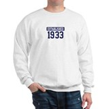 Established 1933 Sweatshirt