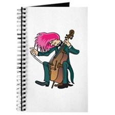 Mad Cellist Cello Journal