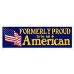 Formerly Proud to Be an American