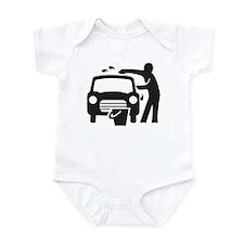 Carwash Infant Bodysuit