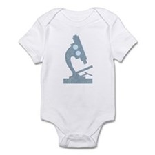 Vintage Microscope Infant Bodysuit