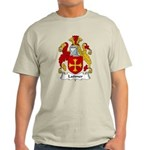 Latimer Family Crest Light T-Shirt