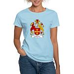 Latimer Family Crest Women's Light T-Shirt