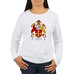 Latimer Family Crest Women's Long Sleeve T-Shirt