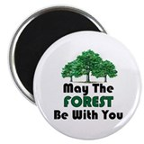 May The Forest Magnet