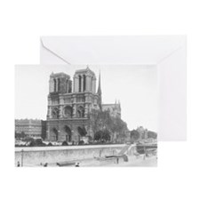 Notre Dame 1909 Greeting Cards (Pk of 10)