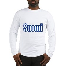 Suomi Impact Long Sleeve T-Shirt