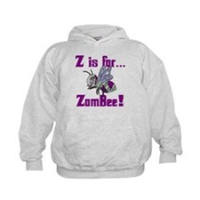 Z is for Zombee Hoodie