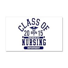 Class of 2015 BSN Car Magnet 20 x 12