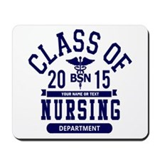 Class of 2015 BSN Mousepad