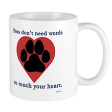 Touch Your Heart Mug