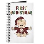 First Christmas Journal