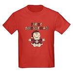 First Christmas Kids Dark T-Shirt
