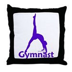 Gymnastics Pillow - Gymnast