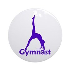Gymnastics Ornament - Gymnast