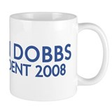 LOU DOBBS for President Mug