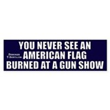 Gun Show, Bumper Car Sticker