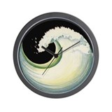 Earth Tide Wall Clock