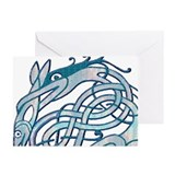 Celtic Heron Greeting Cards (Pk of 10)