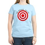 Hit Me! I Dare Ya! Women's Light T-Shirt