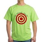 Hit Me! I Dare Ya! Green T-Shirt