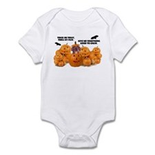 Trick Or Treat (Dachshund) Infant Bodysuit