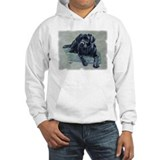 Classic Black Lab Hoodie