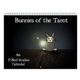 Bunnies of the Tarot Wall Calendar