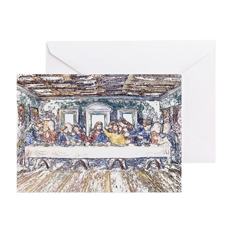 Last Supper Greeting Cards (Pk of 10)