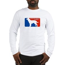 """American Water Spaniel MLD""Long Sleeve T-Shirt"