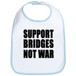 Support Bridges Not WAR Bib