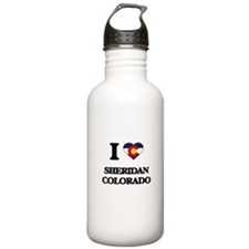 I love Sheridan Colora Water Bottle