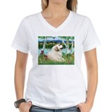 Country Birches &amp; Great Pyrenees Shirt