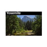 Yosemite National Park Rectangle Magnet